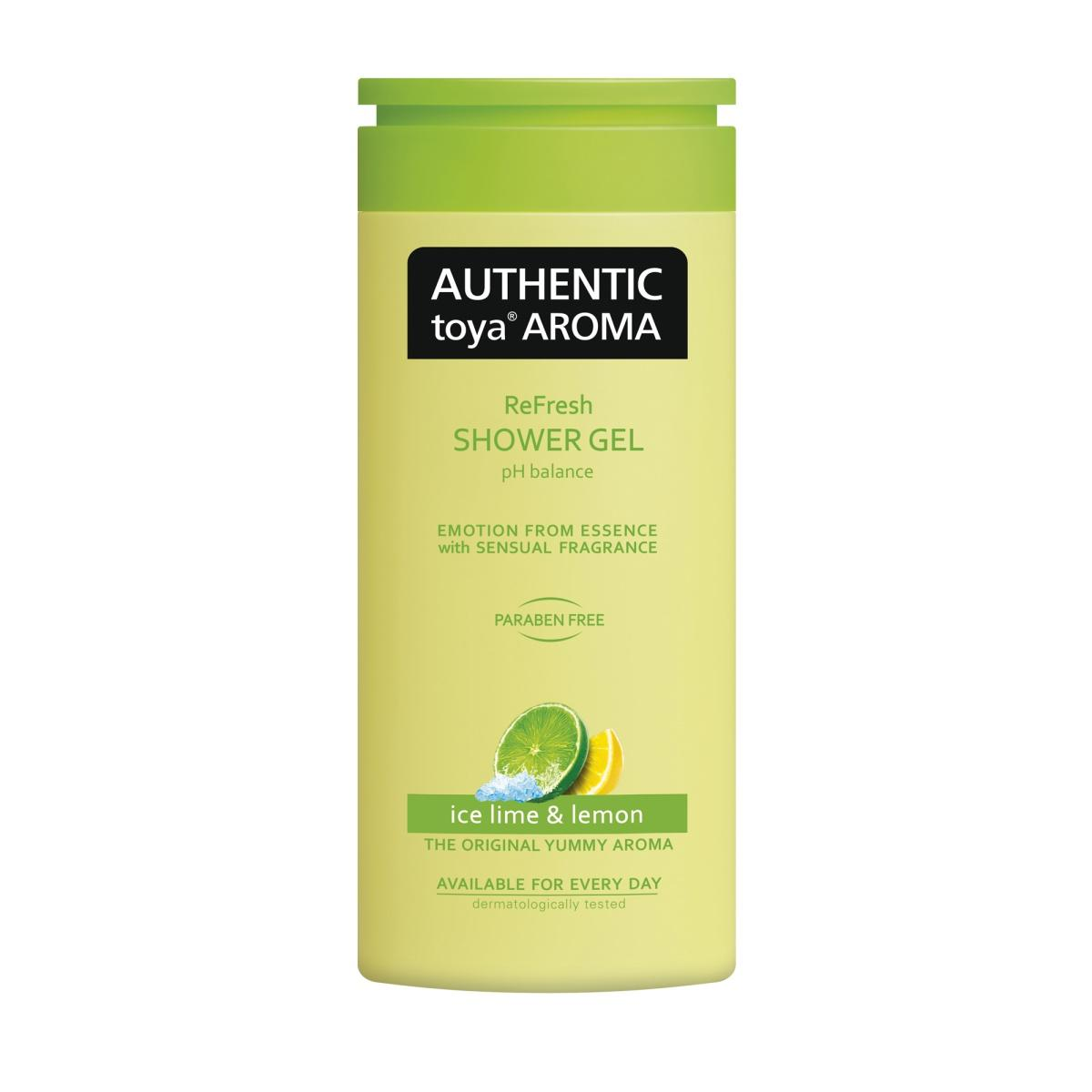 3db2a41ee8 AUTHENTIC TOYA AROMA – ICE LIME   LEMON 400ML